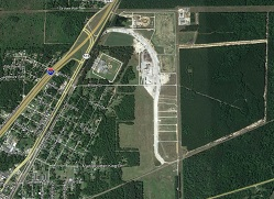 Rail Connected Facilities - Texas